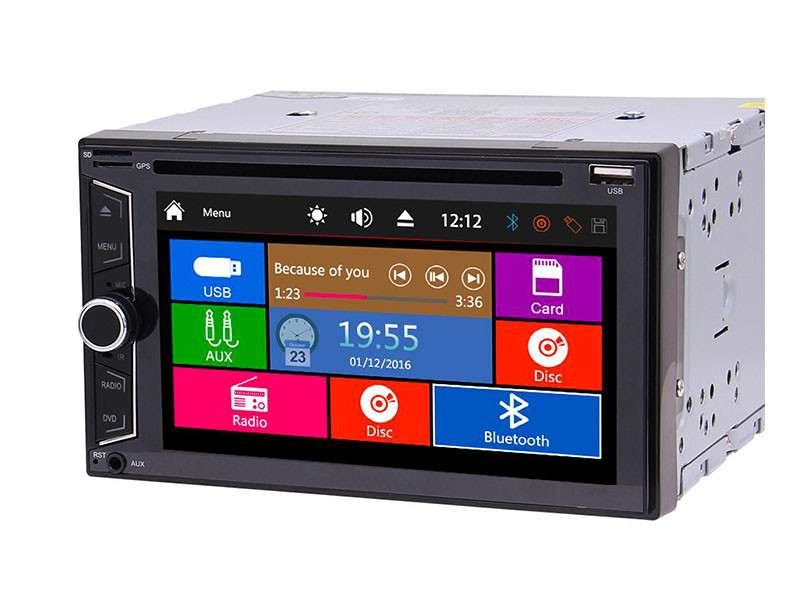 Tft Touch Screen for Radio-double-2-din-autoradio-car-dvd-player