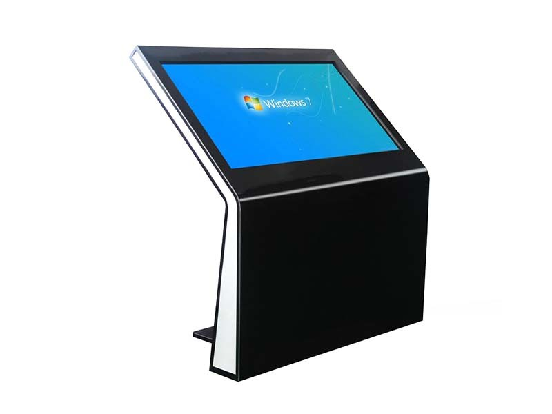 Oled Lcd Display For Shopping Mall Touch Enquiry