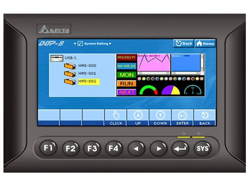 Custom Lcd Panel for System Equipment