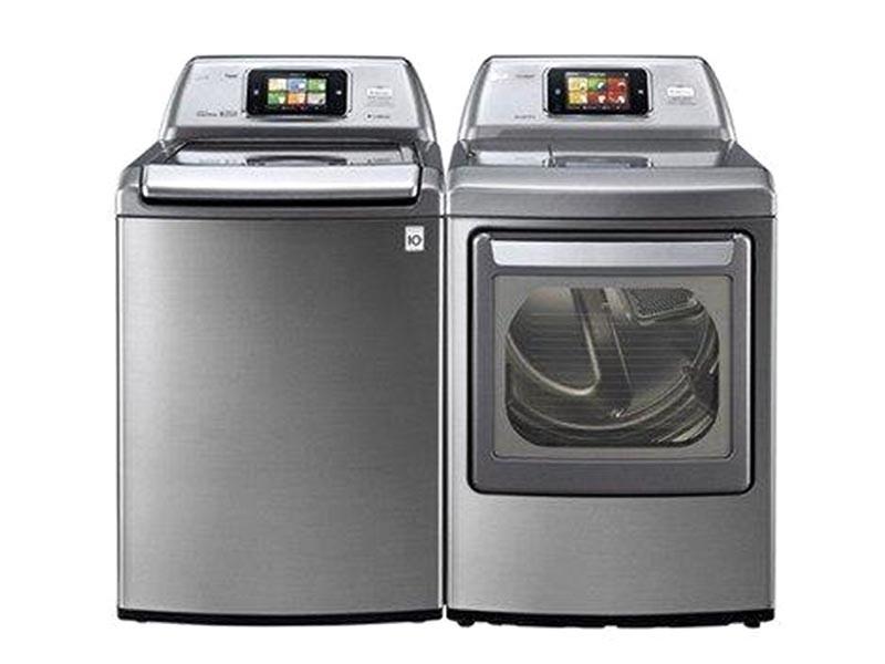 Custom Oled Display For Intelligent Washing Machine