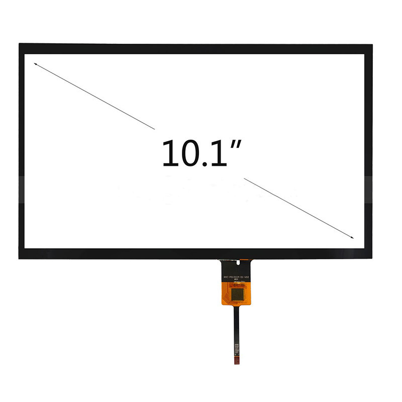 Customized Full-surface resistive touch panel -Industrial Lcd Display Points P-cap Capacitive