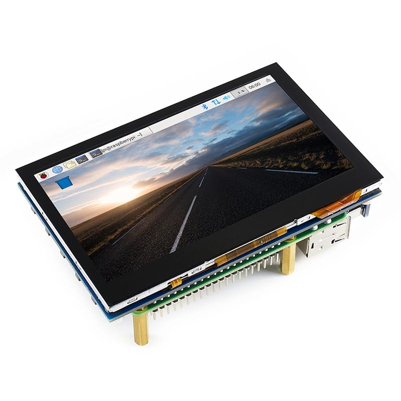 Total Embedded Display Solution for Smart LCD
