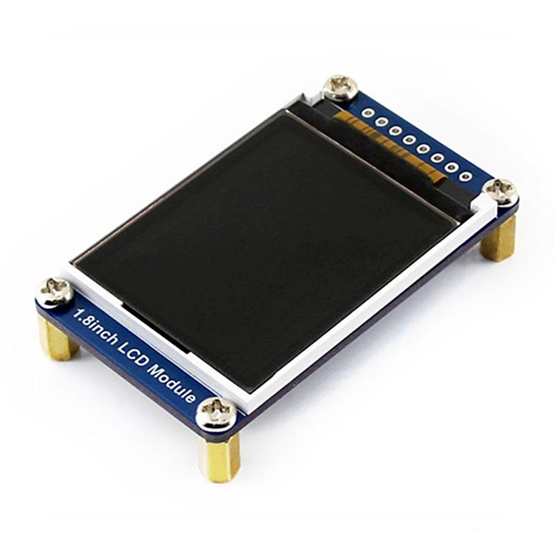 1.77 inch 128*160 QQVGA, ST7735S, 8/16 bit MCU interface tft lcd screen module with touch screen