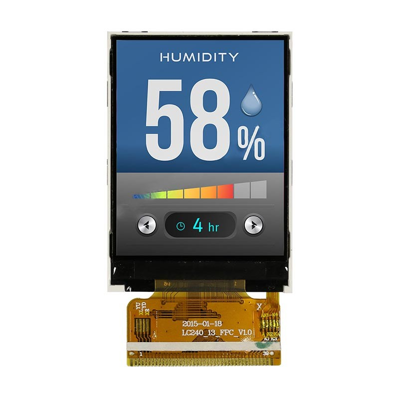 2.2 inch 240*320 ST7789V 8bit MCU interface TFT LCD display module with touch screen panel