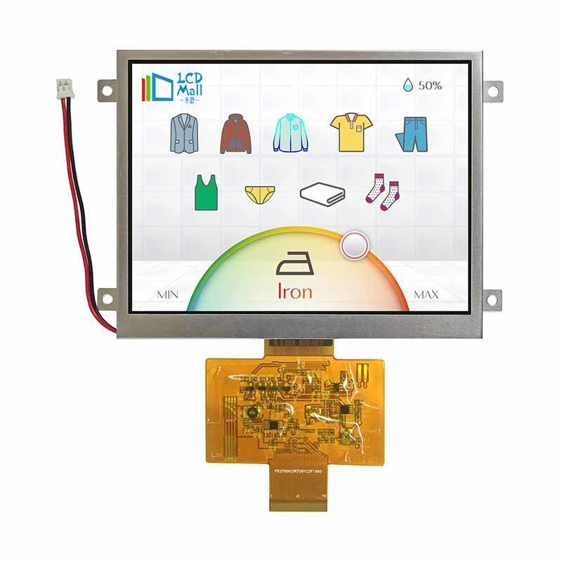 "5.7"" LCD TFT Module with RTP"