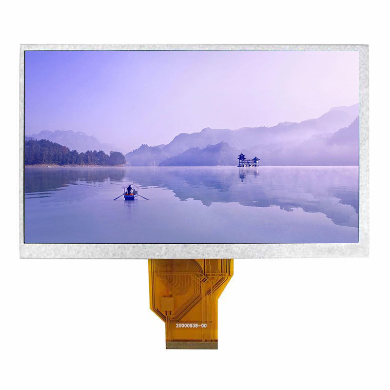 7.0 transflective TFT LCD module