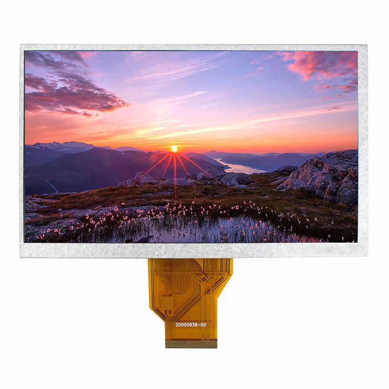 "7.0"" TFT LCD Panel with LVDS Interface"
