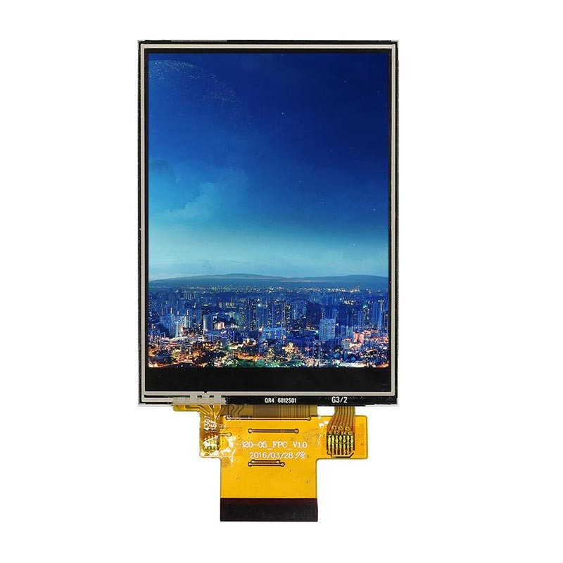 2.8 inch SPI TFT LCD Screen 240*320 LCD Display with Touch ILI9341V