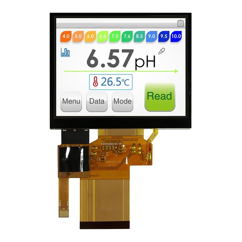 3.5 Inch RGB Interface 320x240 TFT Industrial LCD Display