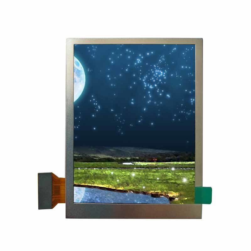 320*240 resolution transflective display 3.5 inch color tft lcd for out door applications