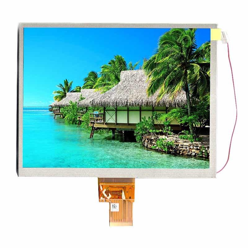 800X480 DOTS Customized Lcd module 8.0'' Panel Display Tft Type Display Module