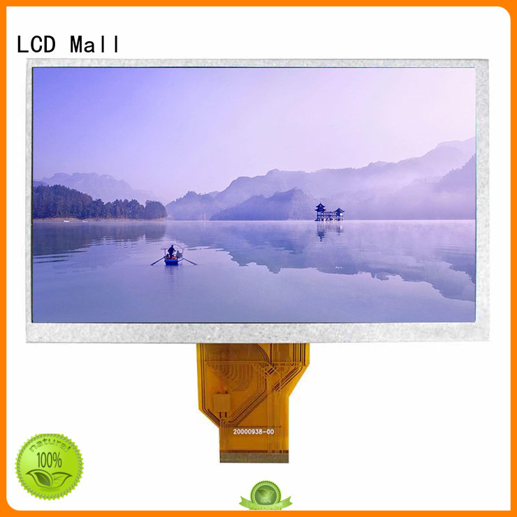 OEM tft display supplier hot-sale out-door application LCD Mall