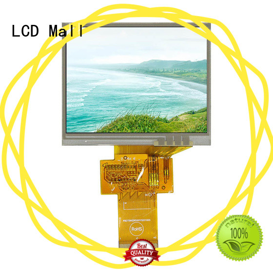 LCD Mall large capacity tft touchscreen cheapest factory price for tv