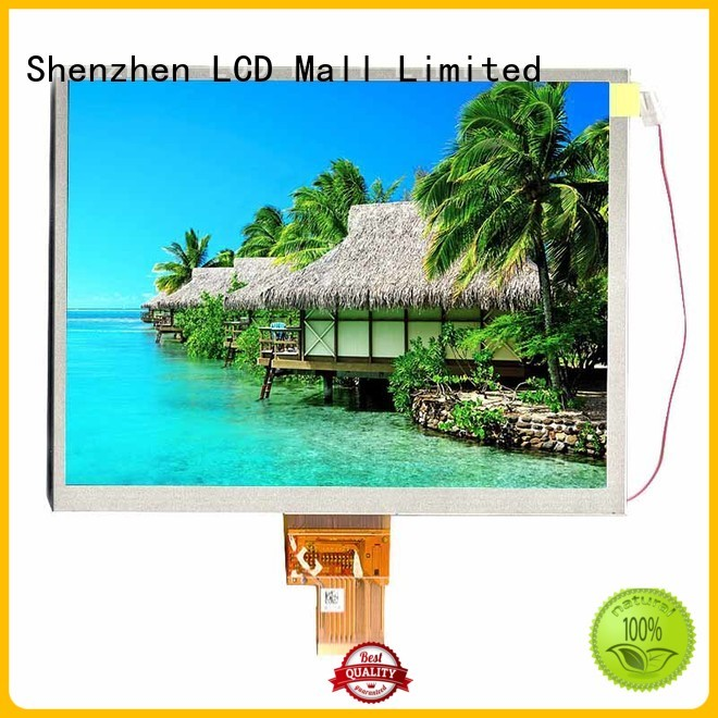LCD Mall workable tft lcd display module resistive for expo