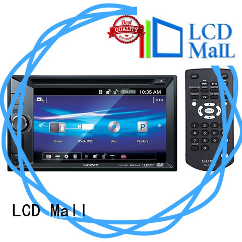 LCD Mall tft lcd touch screen with resistance touch for mobile devices