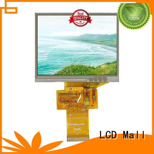 LCD Mall tft bonding tft touchscreen cheapest factory price for gps