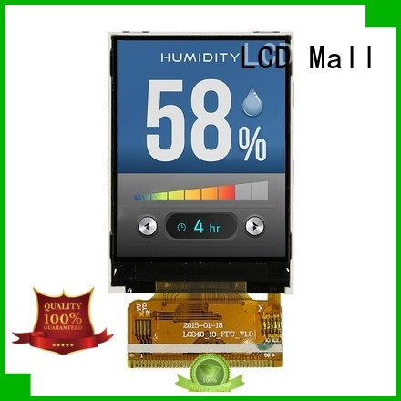 LCD Mall workable display lcd tft ODM for elevator
