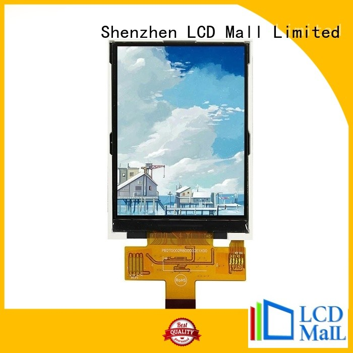 LCD Mall tft touch screen Supply