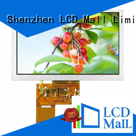 LCD Mall tft panel for business