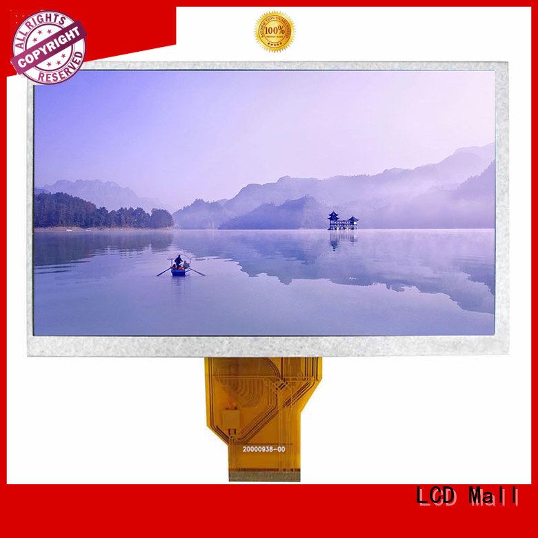 LCD Mall thermostat tft lcd display module wholesale out-door application