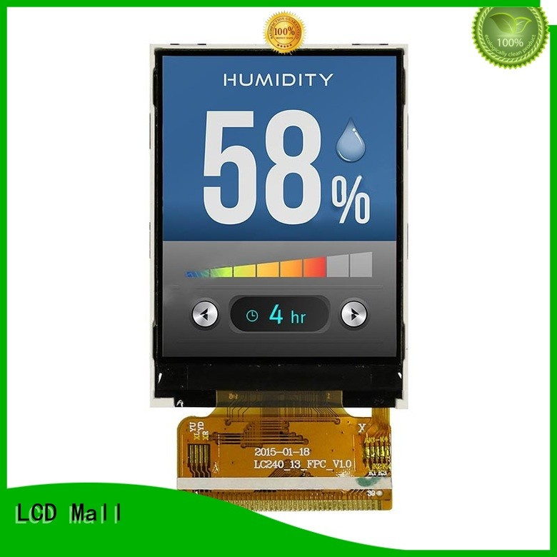 LCD Mall thermostat tft panel manufacturers wholesale for expo