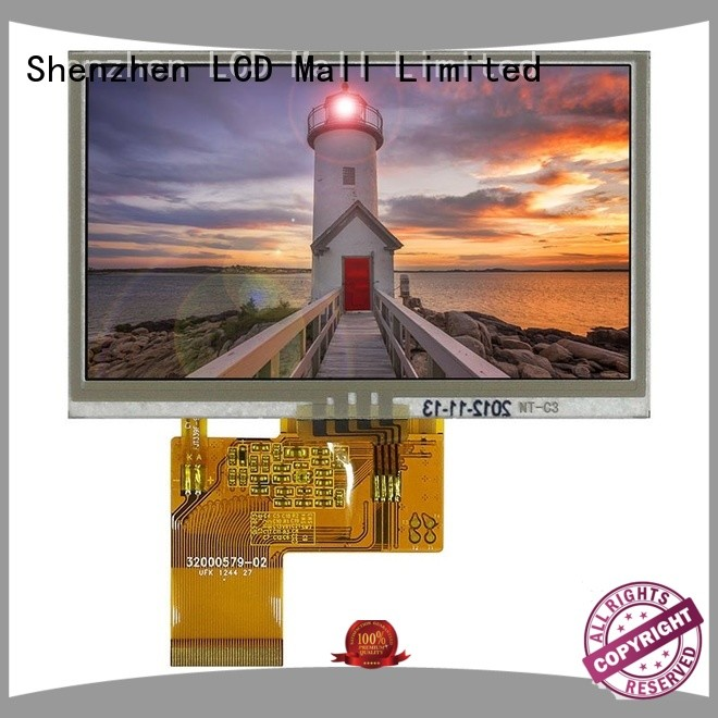 large capacity tft touchscreen cheapest factory price for tv LCD Mall