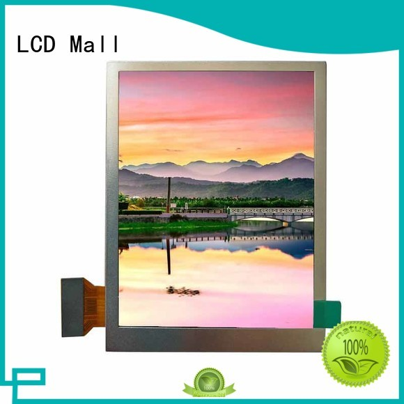 bespoke tft lcd module ODM out-door application LCD Mall