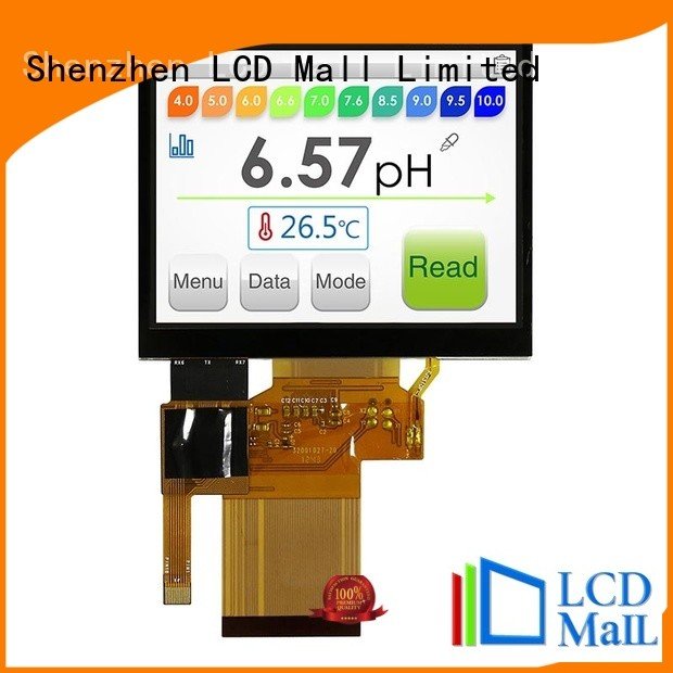 large capacity 7 inch tft lcd touch screen cheapest factory price for mobile devices LCD Mall