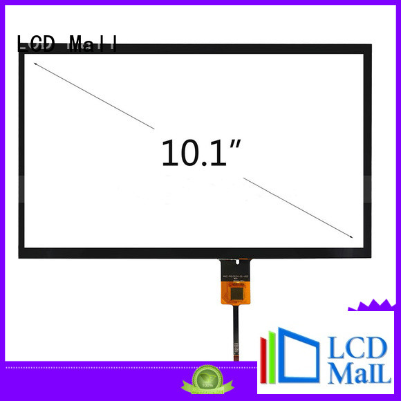 LCD Mall usb interface AG coating touch five points touch mobile devices