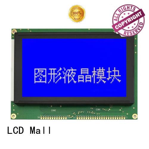 LCD Mall customer design monochrome lcd screen customization for wholesale