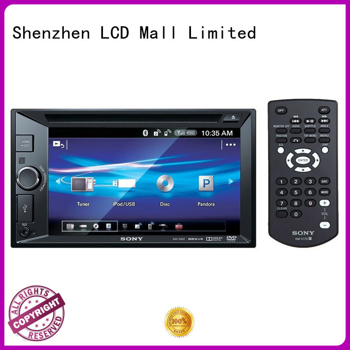 LCD Mall tft bonding tft touch screen with resistance touch for mobile devices