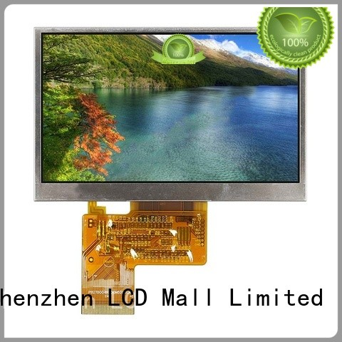 LCD Mall workable tft led panel custom for expo
