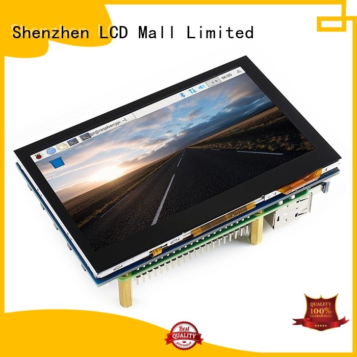 LCD Mall embedded screen fully functional software for tablets