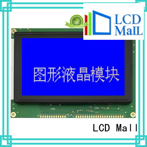 LCD Mall monochrome lcd display module Supply