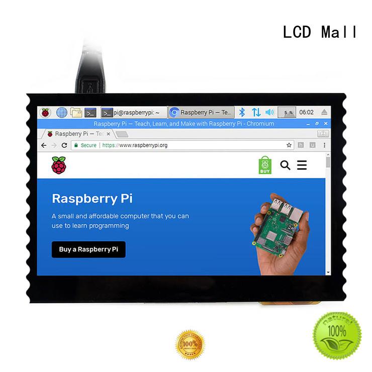 LCD Mall transflective tft display panel resistive for 3D printer