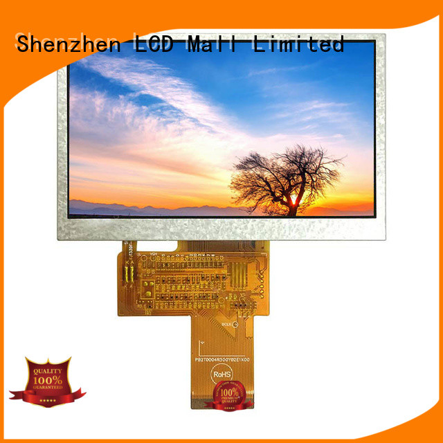 LCD Mall workable tft lcd module ODM for expo