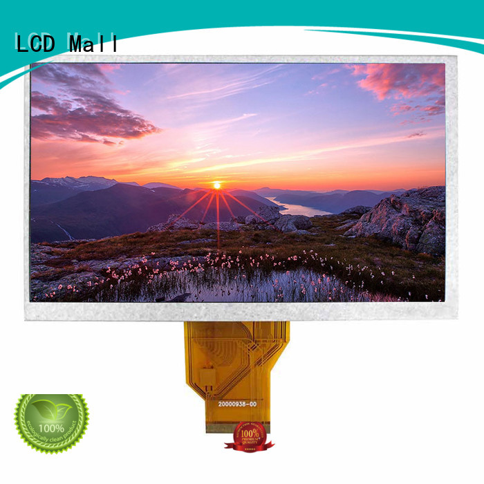 transflective tft lcd display module hot-sale for expo