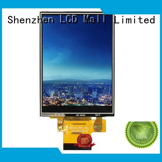 LCD Mall durable tft capacitive touchscreen with resistance touch for mobile devices