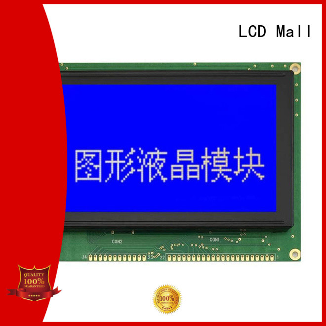LCD Mall Graphic LCM wide temperature range for sale