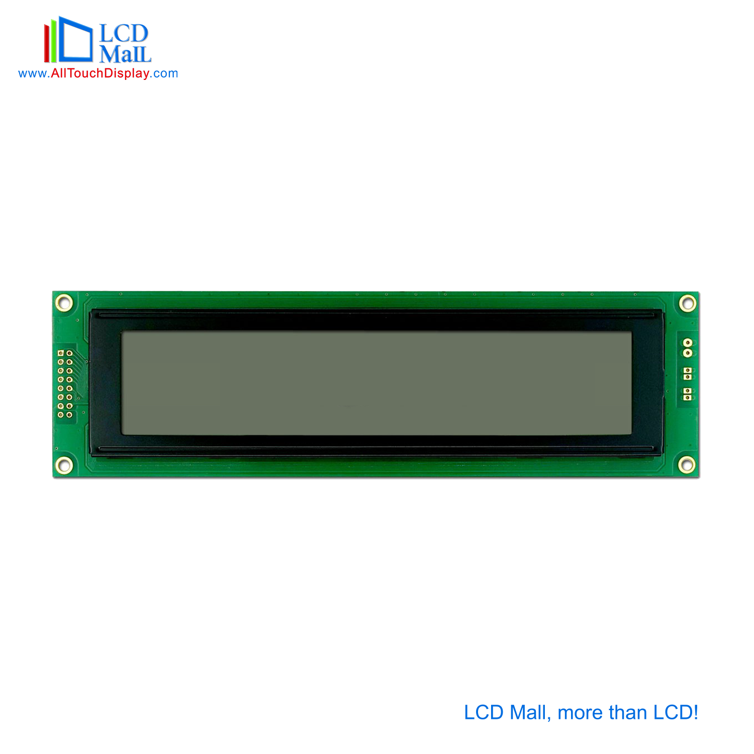 Small Monochrome LCD Display 16x2