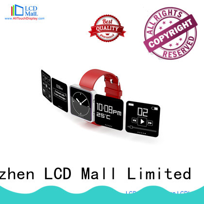 LCD Mall oled display screen for business