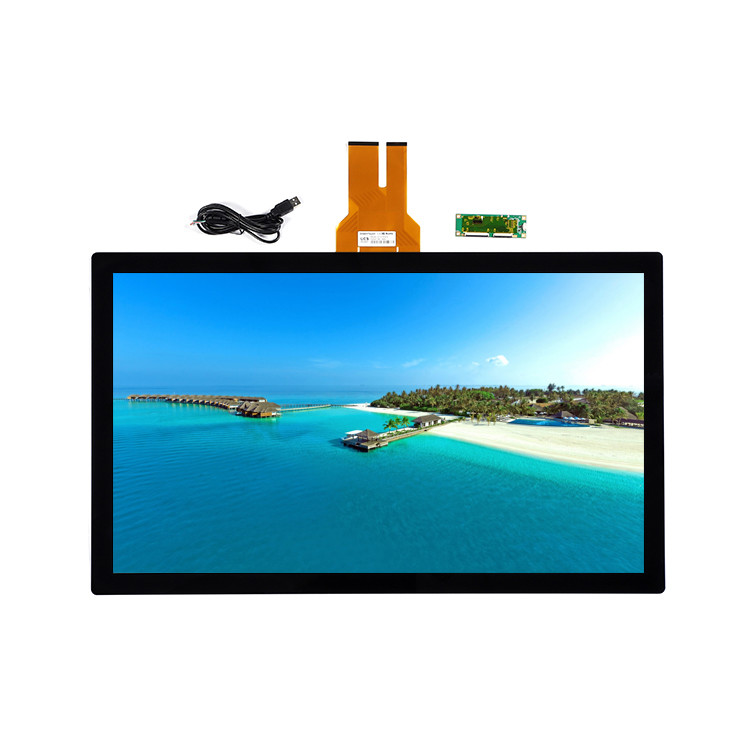 21.5 inch capacitive touch screen multi touch panel
