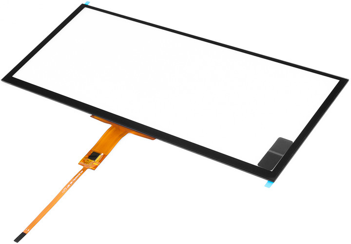 "Projective Capacitive Touch Screen (PCAP) from  1.44"" smaller size up to 65"" larger size."