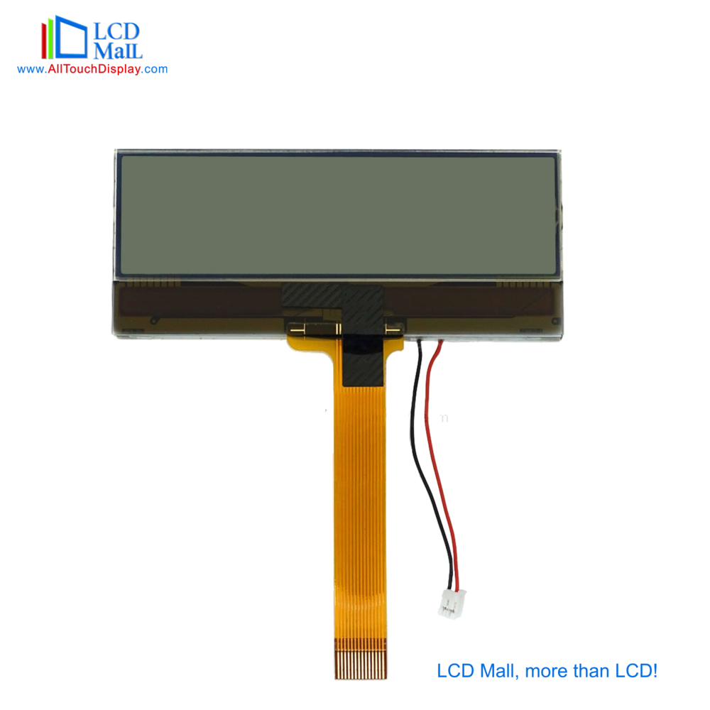 Monochrome LCD Screen 1602 , Thickness 1.5mm