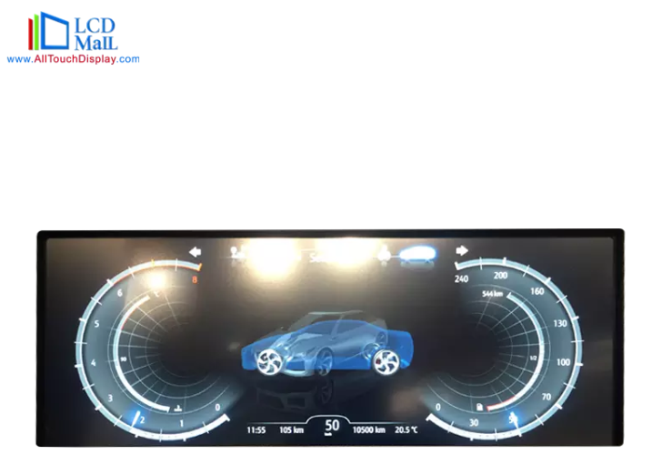 Bar type 10.4 inch LCD Module