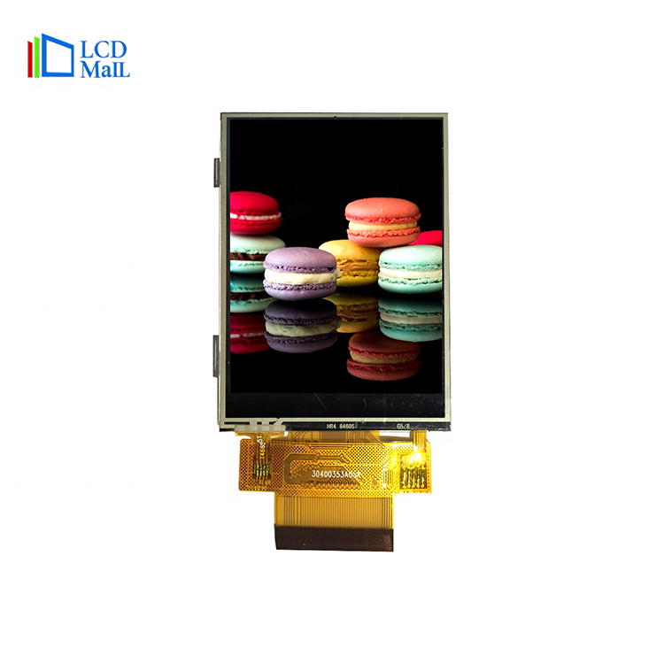 TFT LCD Display Module- TN Transflective 2.8 Inch