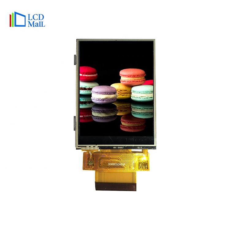 TFT LCD Display Module- TN Transflective 2.8 Inch