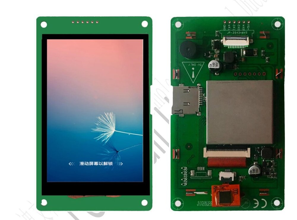 Smart display with CTP 3.5