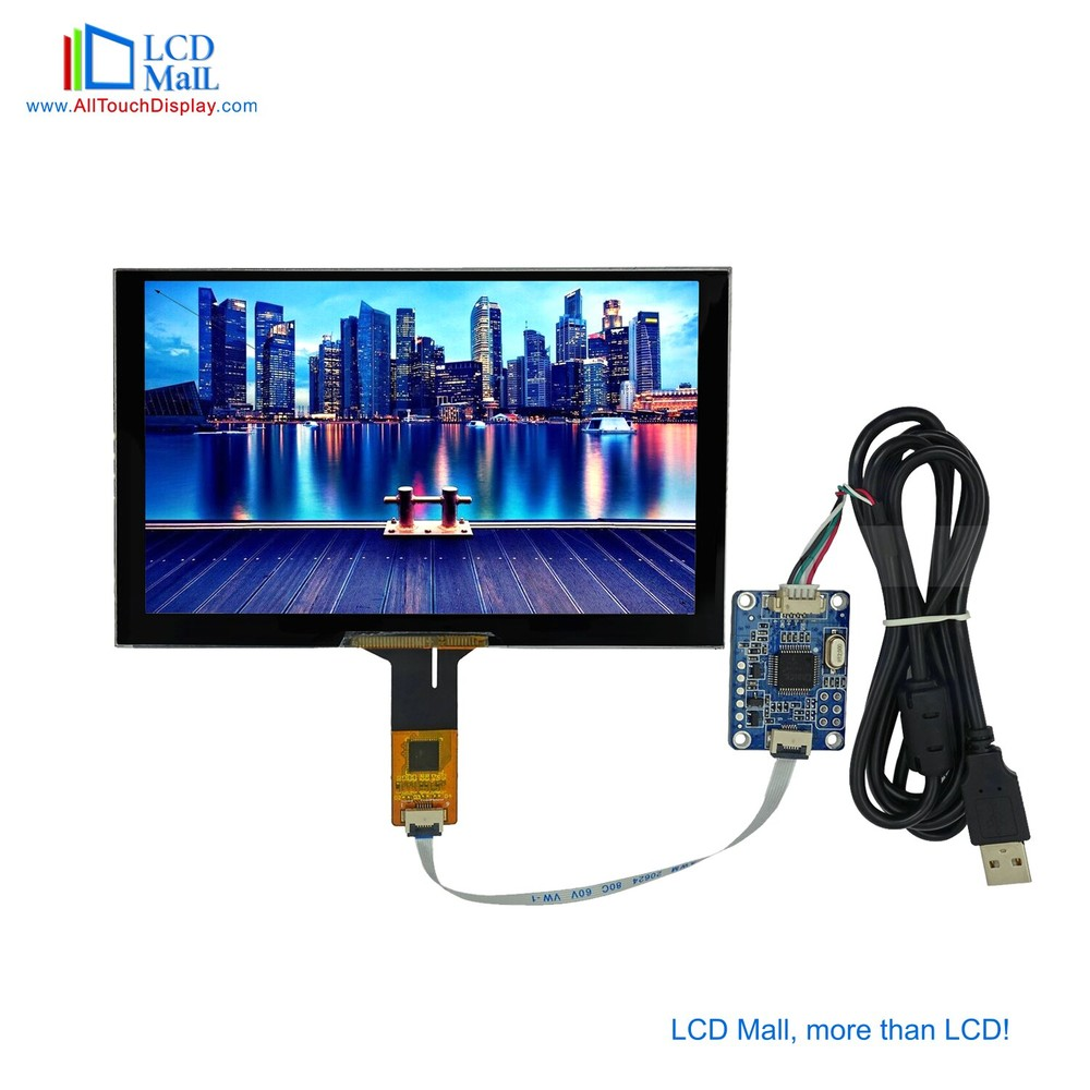 "TFT LCD Display Module7.0"" TN"