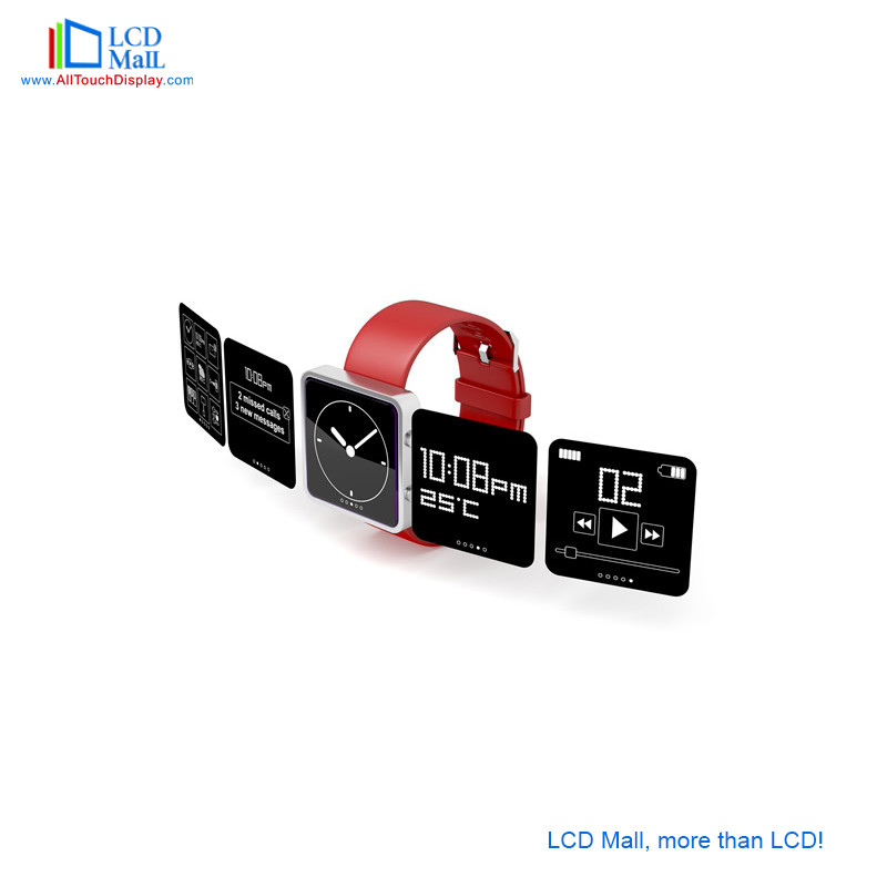 0.5 inch micro OLED display screen